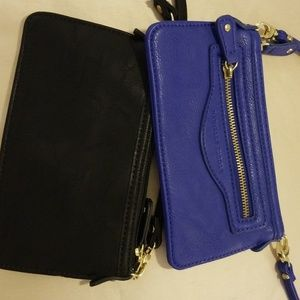 Danielle Nicole leather crossbody slim bag  NWOT